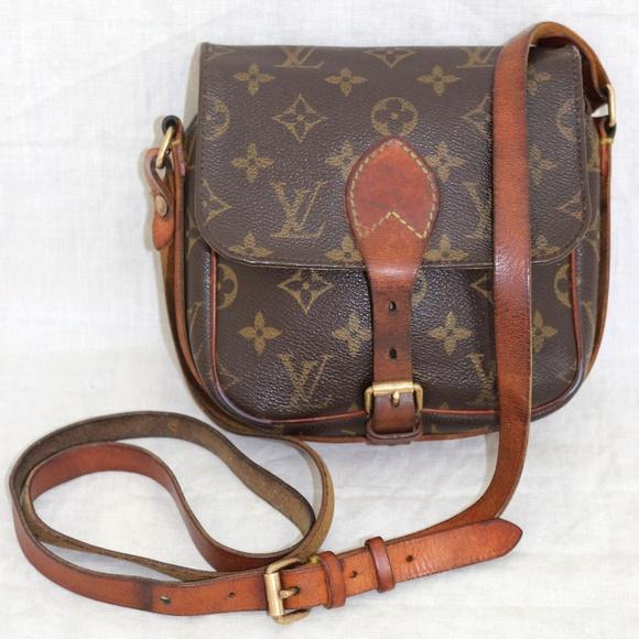 8ee88e062784 Louis Vuitton Handbags - LOUIS VUITTON cartouchiere cross body mini handbag